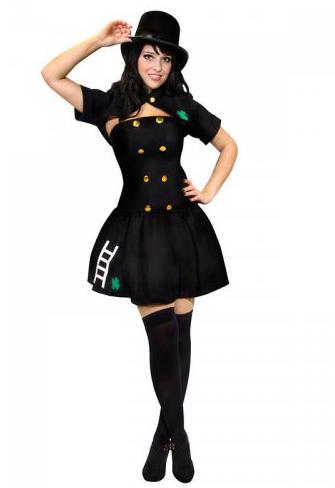 Schornsteinfeger Kostüm Damen