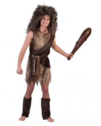 Steinzeit Neandertaler Kostüm Herren