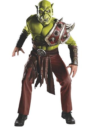 Troll Ork Kostüm World of Warcraft