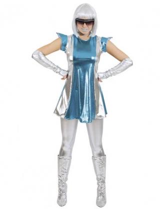 Weltall Kostüm Damen