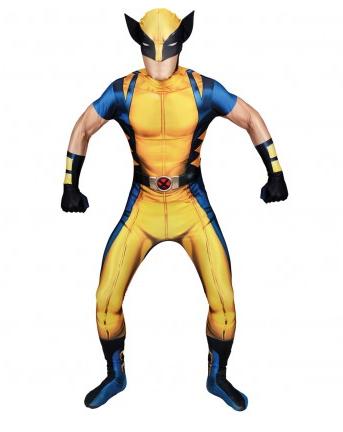 Wolverine Gruppenkostüm