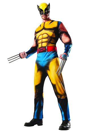 Wolverine Kostüm Herren