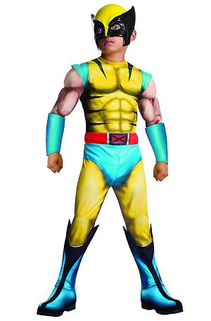 Wolverine Kostüm Kinder