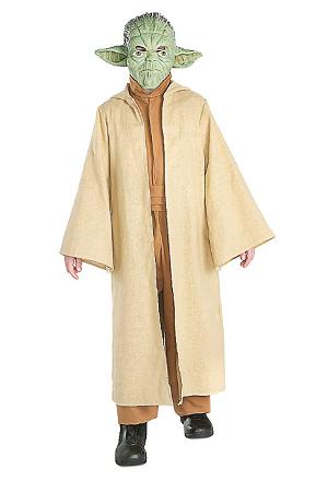 Yoda Kostüm Kinder