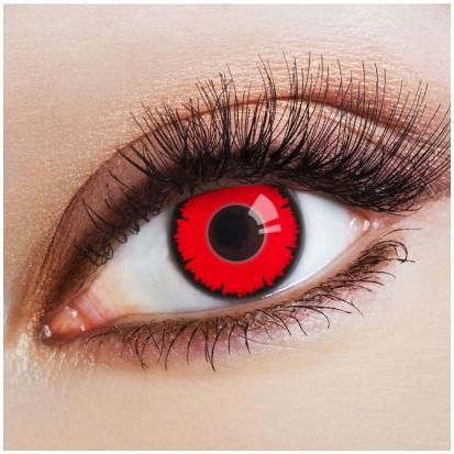 farbige Halloween Kontaktlinsen