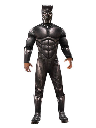 Black Panther Kostüm Herren