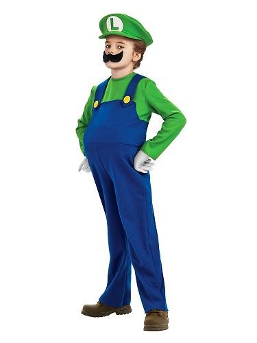 Mario Kart Kostüm Kinder